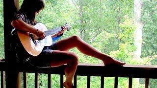 Елена Фролова-Соломинка любви.Урок.Как играть на гитаре