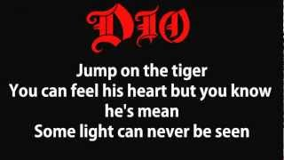 Dio Holy Diver (Lyrics) HQ