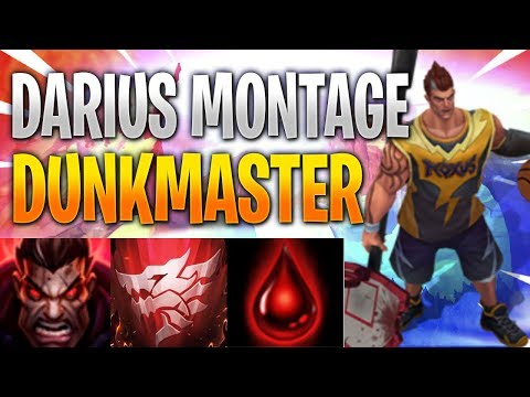 Darius Montage Season 9 -League of Legends