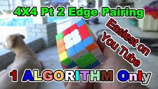 4x4 Rubik's Cube Tutorial Part 2