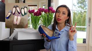 Мои первые туфли Manolo Blahnik Hangisi my first shoes обзор review - Видео от Style Me Better