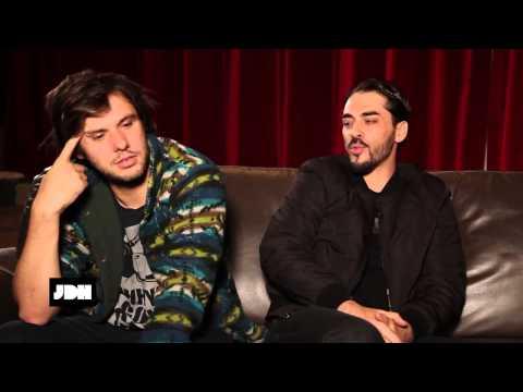 Les Casseurs Flowters, Gringe et Orelsan, parlent porno - Interview cinéma