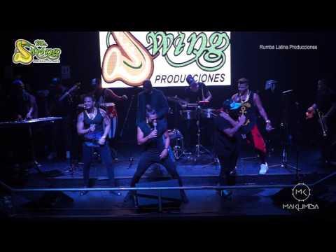 Señora - Lo Que Tengo Yo / La Charanga Habanera / Mr.Swing En Makumba 08-10-16