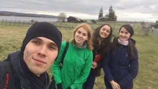 видео Кижи — музей под открытым небом в России