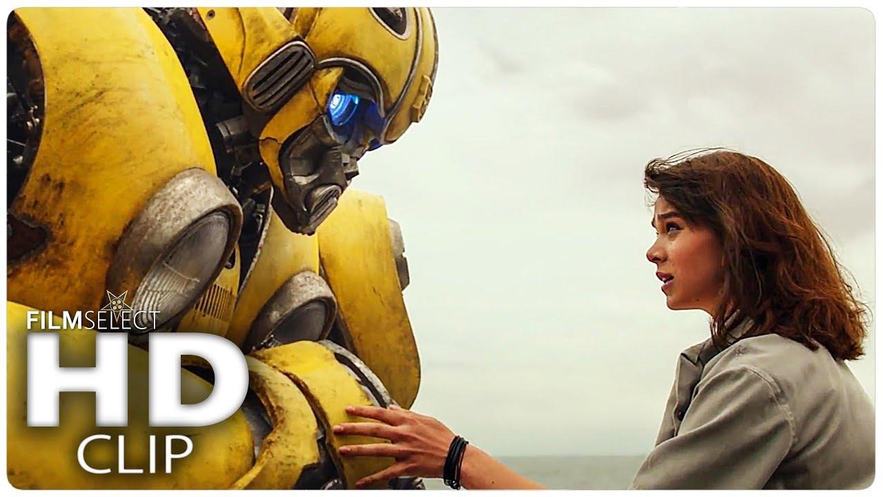 Bumblebee Nuevo Clip Trailer Español 2018 Youtube