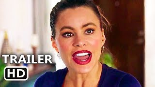 THE FEMALE BRAIN Sofia Vergara Trailer (2018) Comedy Movie HD streaming