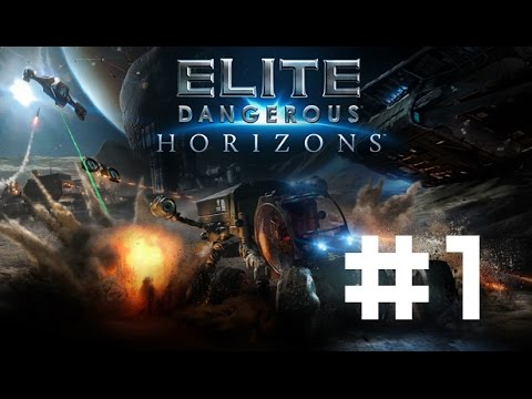 Elite Dangerous: Horizons (multijoueur) - Episode 1