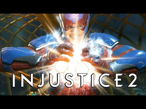 Injustice 2 - Atom Gameplay Trailer