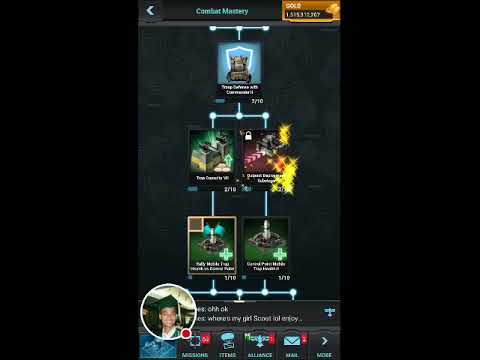 Mobile Strike 101- Trap from scratch in 1 hour live streamed.  Must watch. Unscripted Suspense 101