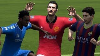 FIFA 14   Celebrate like an Animal