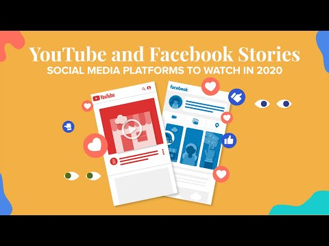 Animoto Reveals the Platforms to Watch in 2020: YouTube and Facebook Stories Growth Insights