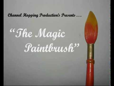 The Magic Paintbrush - YouTube