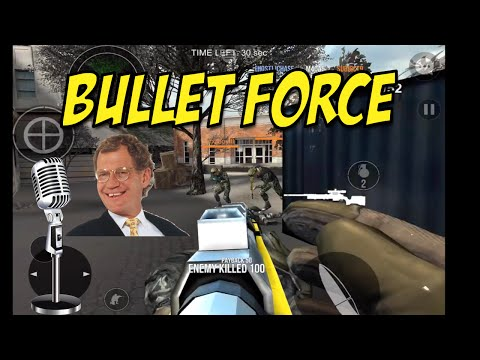 Interview With Developer Of Game!!! - Bullet Force App