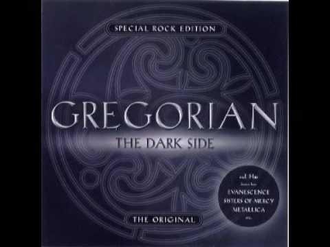 Клип Gregorian - Ave Satani