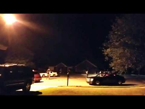 Gang Fight in Hinesville, GA ( NO ARRESTS MADE