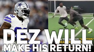Would Eagles Take A Chance On Dez Bryant!? Dez To Call Teams In a Couple Weeks!