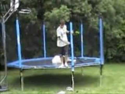 Slamball Accident