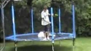Slamball Accident