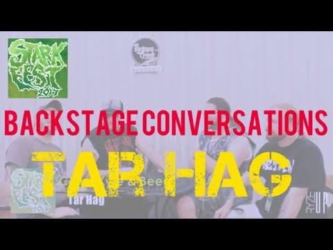 Tar Hag Interview at Starkfest 2017 - Thomas Creek Brewery Greenville | Backstage Conversations