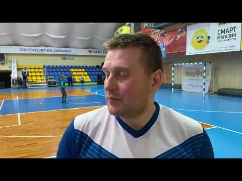 Сергій Тихонов, гравець Сервіс Агро