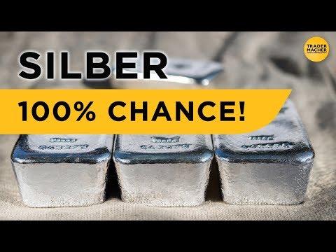Silber jetzt kaufen? 100% Chance!