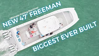 BRAND NEW 47ft Freeman - ULTIM…