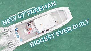BRAND NEW 47ft Freeman - ULTIM…