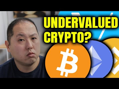 SEARCH FOR UNDERVALUED CRYPTO - BITCOIN AND ALTCOINS