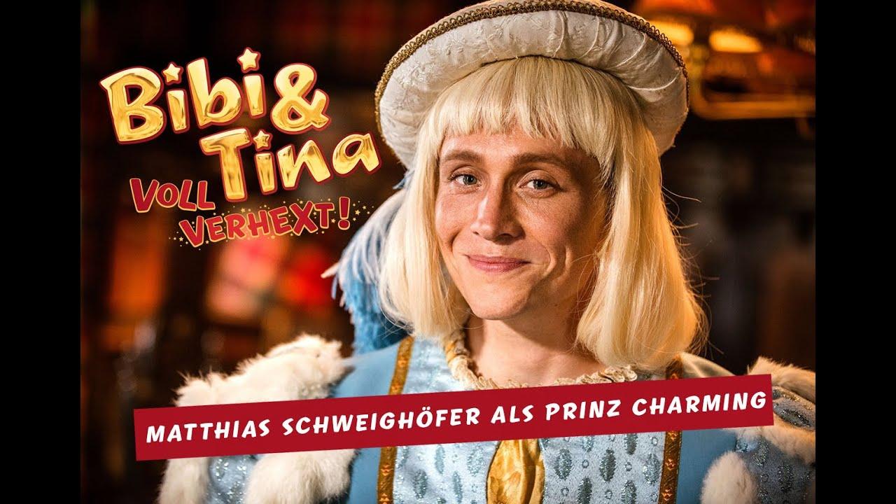 BIBI & TINA 2: - VOLL VERHEXT! - Am Set mit Matthias