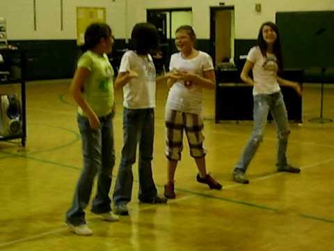 Matewan Middle School Talent Show 2010