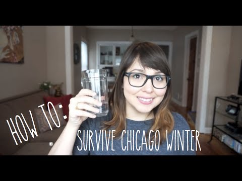 How To Survive Chicago Winter