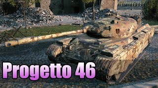 WoT Progetto 46 Gameplay - 11 Frags 5,9K Damage