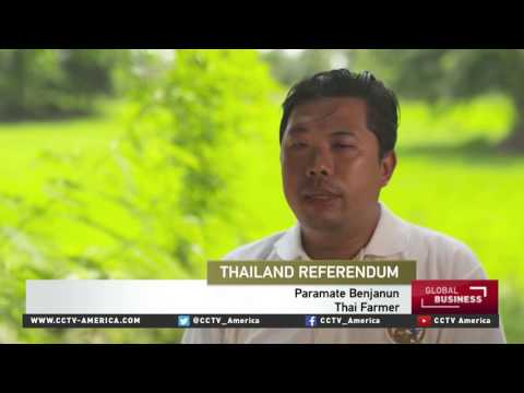 Thailand Referendum: Nation to vote on constitutional changes