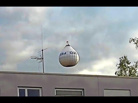 Hot Air Balloon Crash Compilation 2018