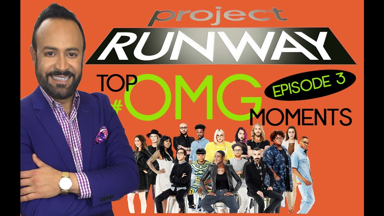 Download Project Runway: Nick's 5 Top OMG Moments of Episode 3
