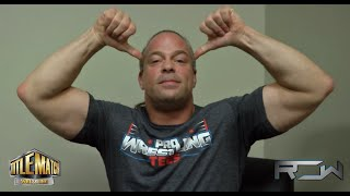 Rob Van Dam Talks AJ Styles in WWE, Wrestlemania 32 & The ROW