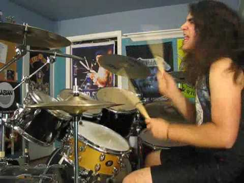 Sepultura- arise (drum cover)