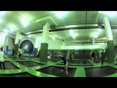 Спортивная акробатика для детей, отдых для всей семьи в