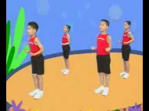 國小低年級健康操影片