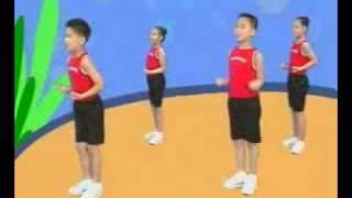 國小低年級健康操影片 三渡洲舞人 検索動画 16