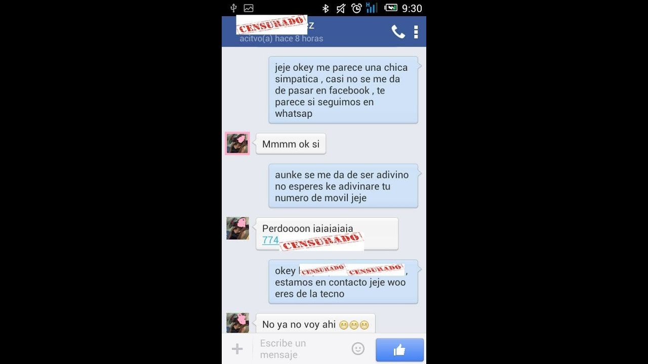 Amiga nalgona de facebook - 1 part 4