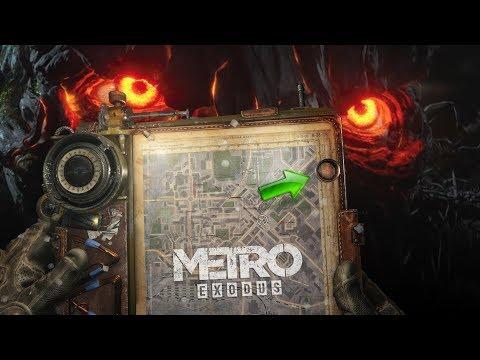 Что за пределами карты в Metro Exodus ? Артём заговорил !