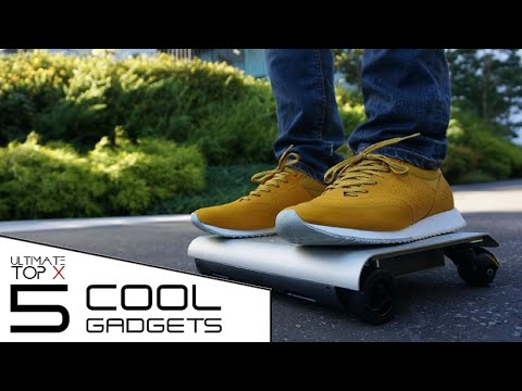 5 Cool Gadgets #13 - Electric Mobility Special | 100 SUBS MILESTONE