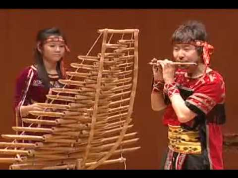 Vietnamese Ethnic Instruments (G Flute Scale) - Pong-Kle Birds - VYFB Performed in Japan