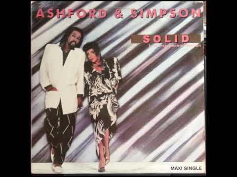 Ashford & Simpson  Solid Instrumental  1983