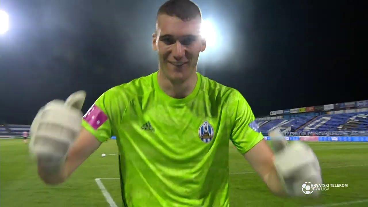 Осиек  1-2  Локомотива Загреб видео