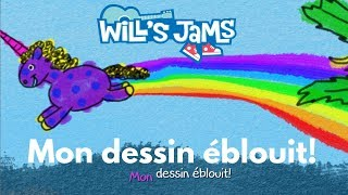 Mon dessin éblouit- Will's Jams (French Lyric Video)