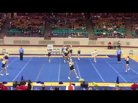 Legacy High School Cheer CHSAA State 2017