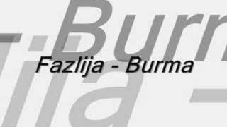 F A Z L I J A  -  BURMA