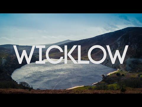 UM DIA EM WICKLOW - IRLANDA
